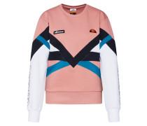 Sweatshirt 'robiola' rosa