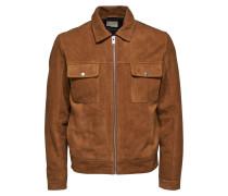 Jacke bronze / braun