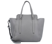 Handtasche 'Luxury Attachment' grau