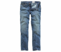 Stretch-Jeans 'Greensboro' blau