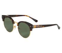 Sonnenbrille 'Capri' braun