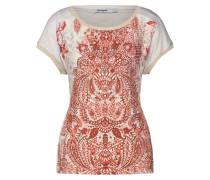 Shirt 'ts_Arapajóes' mischfarben / rot