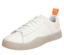 Sneaker 's-Clever LOW Lace' weiß
