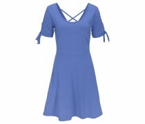 Strandkleid royalblau