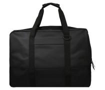 Reisetasche 'Luggage' schwarz