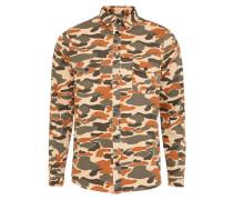 Shirt 'pattern' khaki