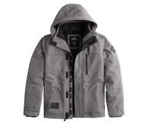 Jacke 'xm19-Awj Fleece Grey 1Cc' grau
