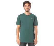 T-Shirt 'Embro Gull' grün
