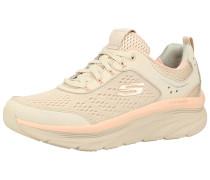 Sneaker 'D´Lux Walker' rosa / nude