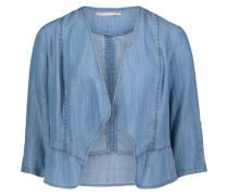Shirtjacke im Jeanslook blue denim