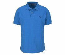 Poloshirt himmelblau