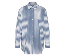 Hemdbluse 'Boyfriend fit shirt in stripes and solids'