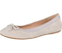 Klassische Ballerinas 'Annelie' grau