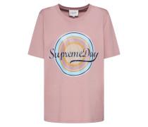 Shirt 'Supreme SS Tee' rosa