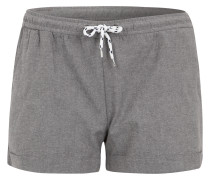 Shorts in feiner Melange-Optik
