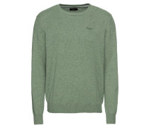 Pullover 'barons' oliv