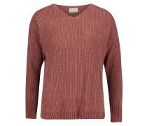 Pullover pastellrot