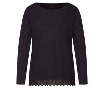 Pullover 'uma' schwarz