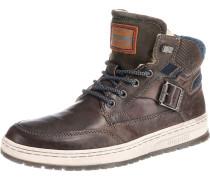 Sneaker 'Revel' dunkelbraun