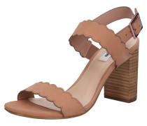 Sandalette 'indee' dunkelbeige