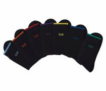 Socken mischfarben / schwarz