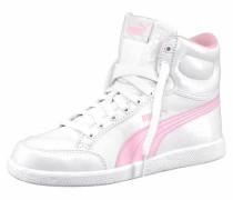 Sneaker »Ikaz Mid Serpent Junior« rosa / weiß