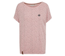 Shirt 'Detroit House' pink