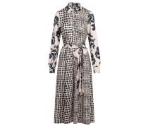 Jersey-Kleid mit Allover-Print