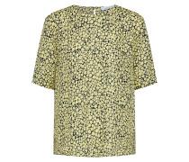 Shirt 'Amabel' gelb / schwarz