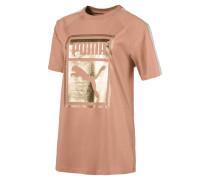 Archive Damen Chains T7 T-Shirt altrosa