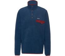 Fleeceshirt himmelblau