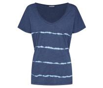 Shirt 'vidream TIE DYE T-Shirt' navy