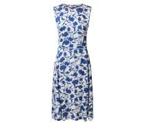 Kleid 'pandora' weiß / blau
