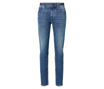 Jeans 'skee' tapered blue denim