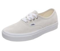 'Authentic Suede' Sneaker beige
