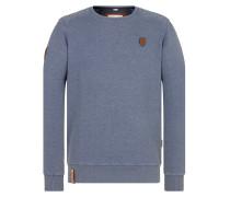 Sweatshirt 'First Blood' royalblau