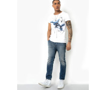 Jeans 'Boe 9840' blue denim