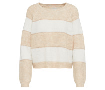 Pullover beige / creme / taupe