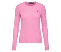 Pullover blau / rosa
