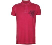 Poloshirt University navy / rot