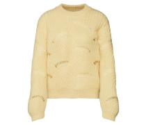 Pullover gelb