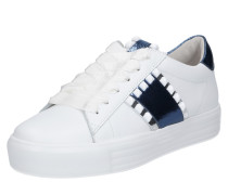 Sneaker 'Up' navy / weiß