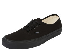 Sneaker 'Authentic' schwarz