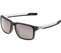 'Holbrook Prizm' Sonnenbrille basaltgrau