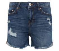 Jeansshorts dunkelblau