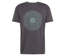 Shirt 'jaames Labyrinth' schwarz