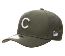 '9Fifty MLB 'Curved Chicago Cubs Cap oliv