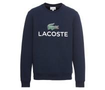 Sweatshirt mit großem Logo