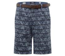 Shorts 'Plek' navy
