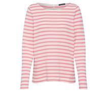 Shirt beige / pink